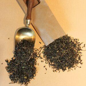 Bio schwarzer Tee, Darjeeling ff Ambootia | Hauptbild