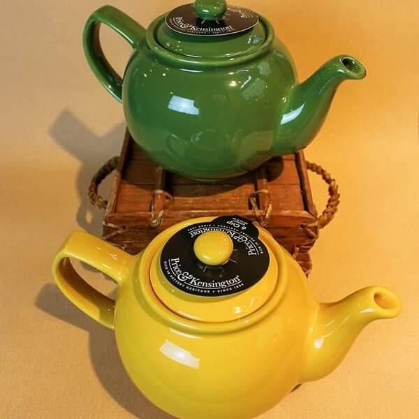 Kensington   Englische Teekanne