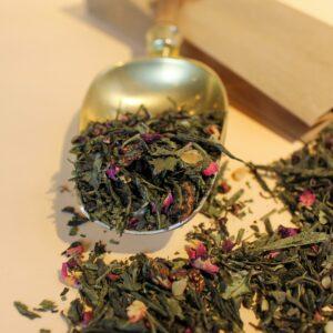 Grüner Tee aromatisiert, Grüne Laune | Hauptbild