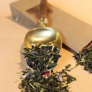 Grüner Tee aromatisiert, Passionsfrucht | Hauptbild