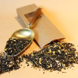 Schwarzer/Grüner Tee aromatisiert, Oriental | Hauptbild
