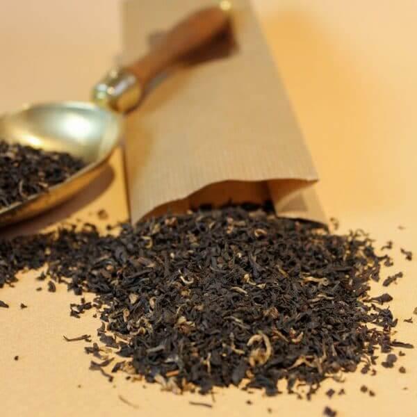 Schwarzer Tee, Assam Malty   Galeriebild