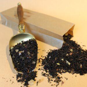 Schwarzer Tee aromatisiert, Granatapfel-Birne | Hauptbild
