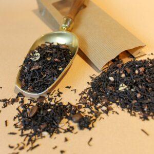 Schwarzer Tee aromatisiert, Kaffeesachse | Hauptbild