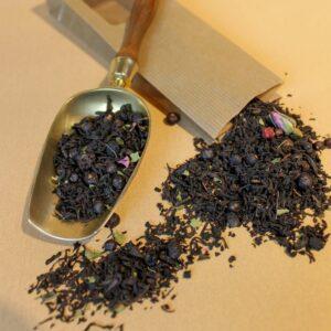 Schwarzer Tee aromatisiert, Magie des Waldes | Hauptbild