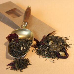Weißer Tee aromatisiert, Quelle der Weisheit | Hauptbild