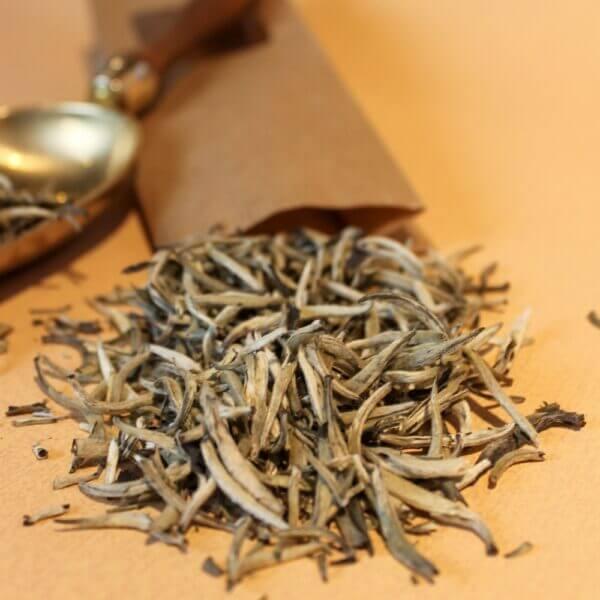 Weißer Tee, Yin Zhen | Galeriebild