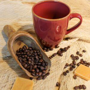 Kaffee aromatisiert, Karamell