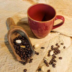 Kaffee aromatisiert, Pistazie