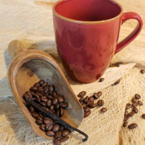 Kaffee aromatisiert, Vanille