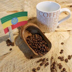 Länderkaffee, Äthiopien Yirgacheffee