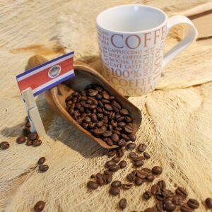 Länderkaffee, Costa Rica Naranjo