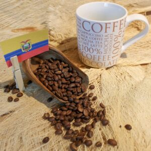 "Länderkaffe, Bio Ecuador ""Loja Sundried"""