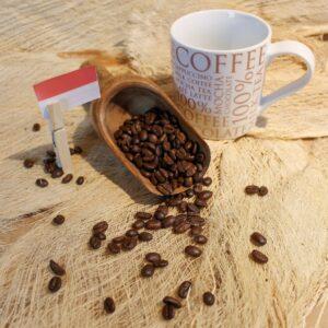 """Länderkaffee, Indonesien Sumatra """"Toba"""""""