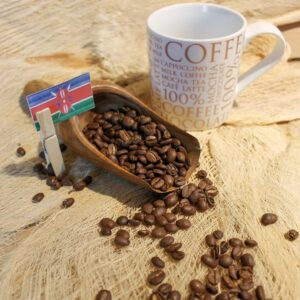 Länderkaffee, Kenia Kiundi