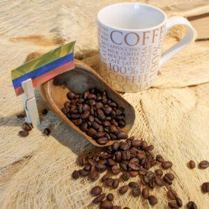 Länderkaffee, Bio Colombia Kachalu/ Kolumbien