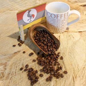 Länderkaffee, Uganda Mount Rwenzori AA
