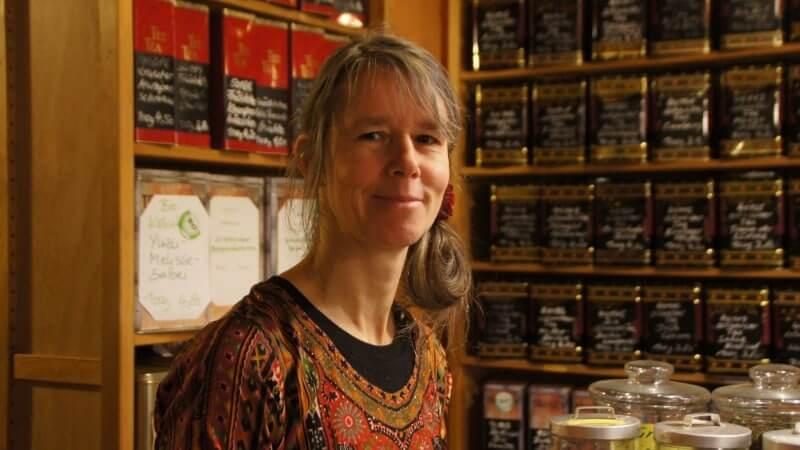 Dresden Tee-& KaffeeZeit | Inhaberin Sandra
