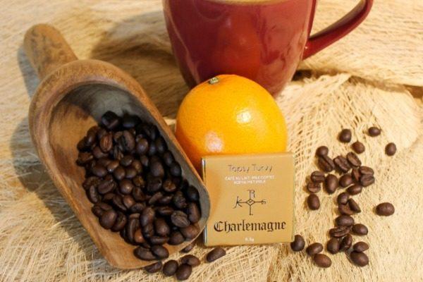 Kaffee aromatisiert, Orange/Schoko | Kategoriebild